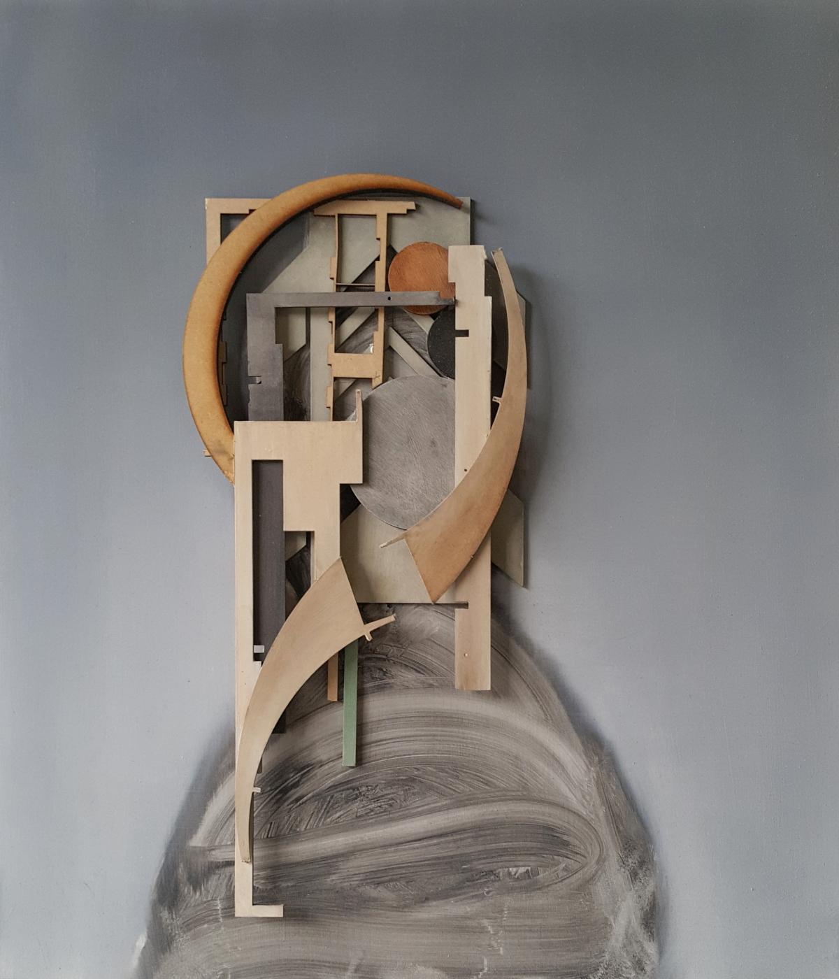 Kunst: Head XIII van kunstenaar Daniel Martin