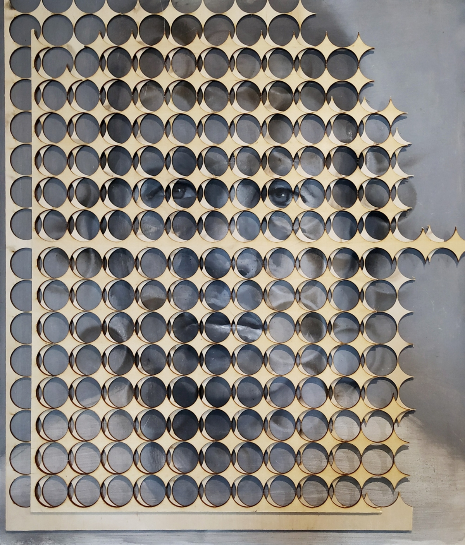 Kunst: Head XVII van kunstenaar Daniel Martin