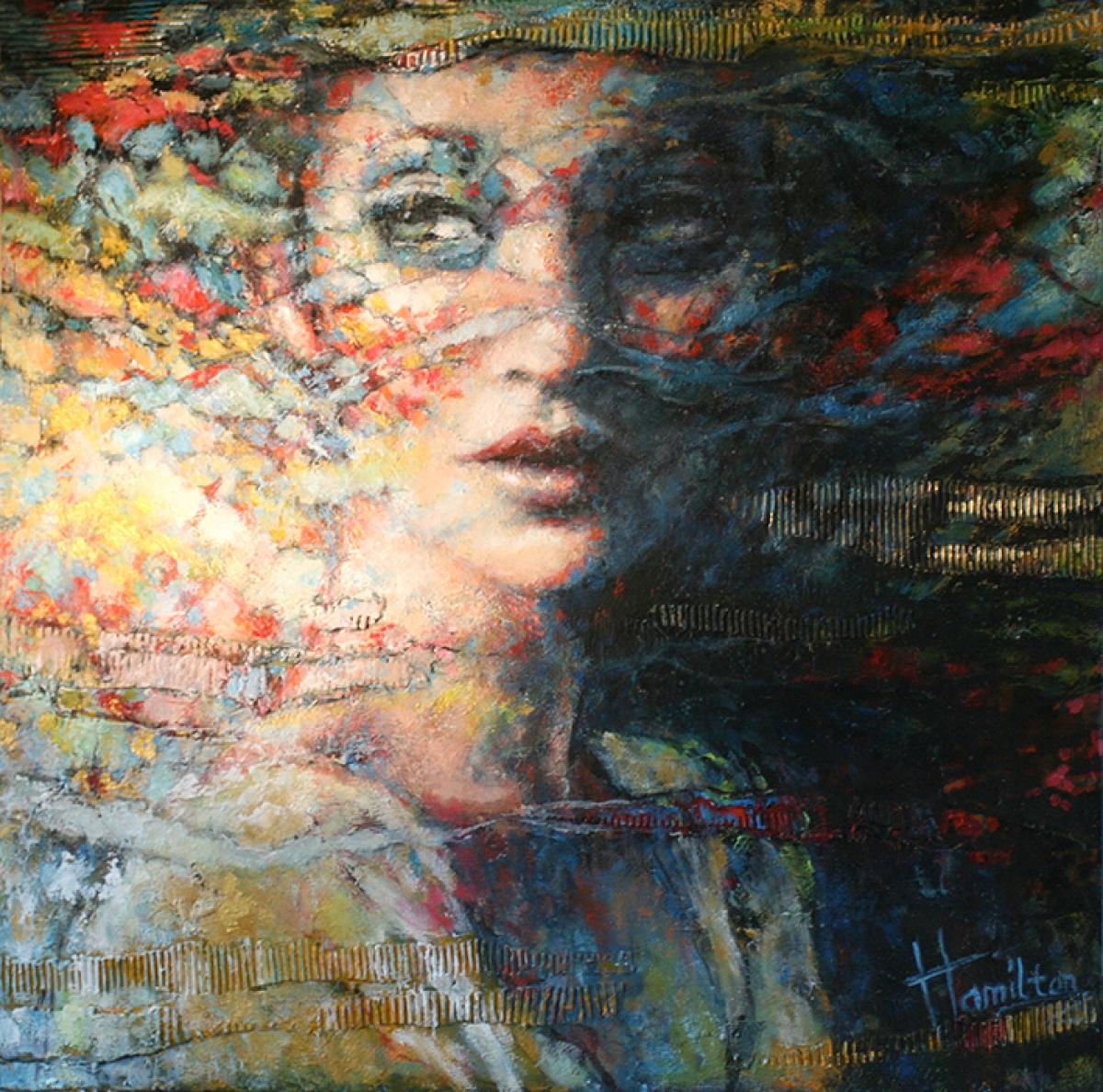 Kunst: High Hopes van kunstenaar Evelyn Hamilton