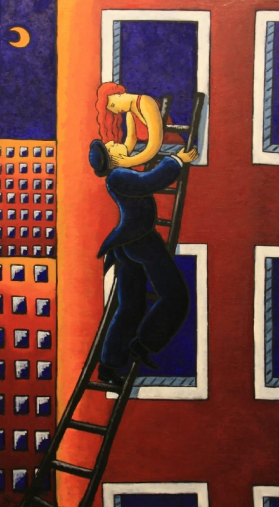 Kunst: Higher hope van kunstenaar Jacques Tange