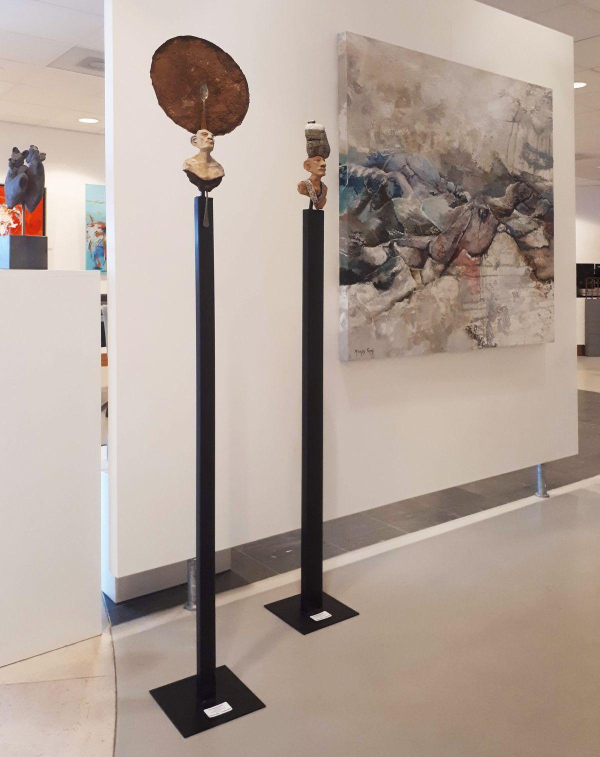 Kunst: Hoofdzaken van kunstenaar Jan Verschueren