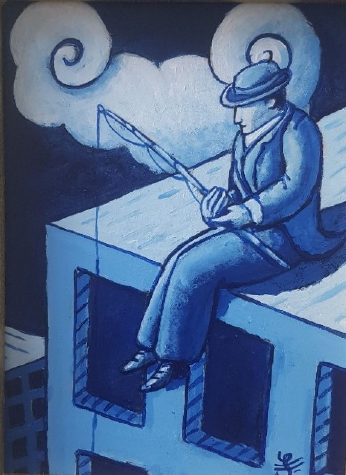 Kunst: Hope van kunstenaar Jacques Tange