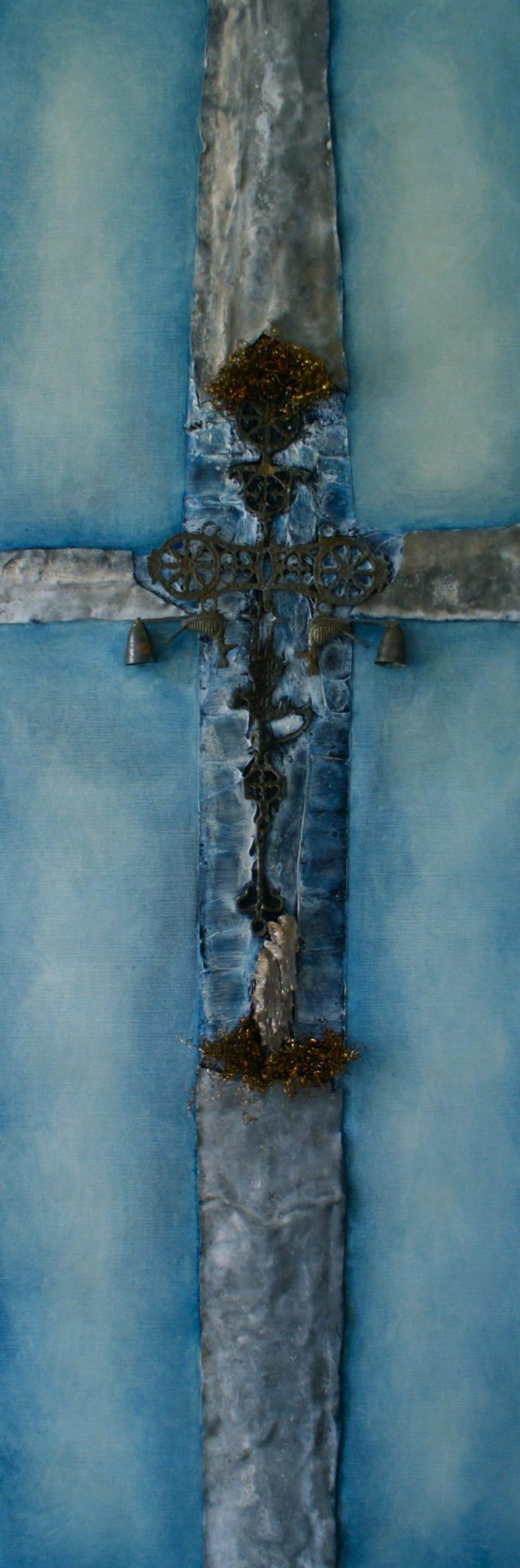 Kunst: Ik ben die ik ben van kunstenaar Els Vegter