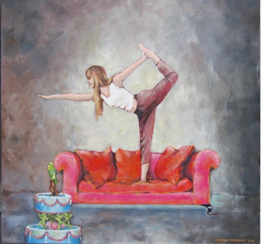 Kunst: Ik ben er klaar mee van kunstenaar Miranda Karskens