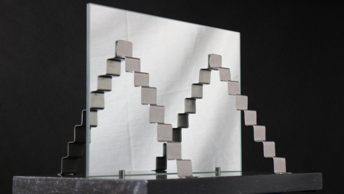 Kunst: Illusion van kunstenaar Bert Verboon