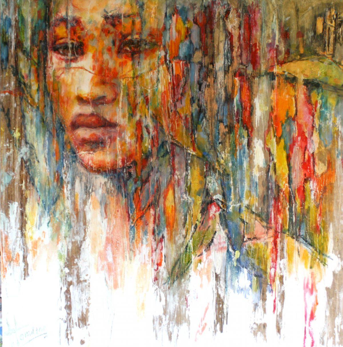 Kunst: Imala van kunstenaar Evelyn Hamilton