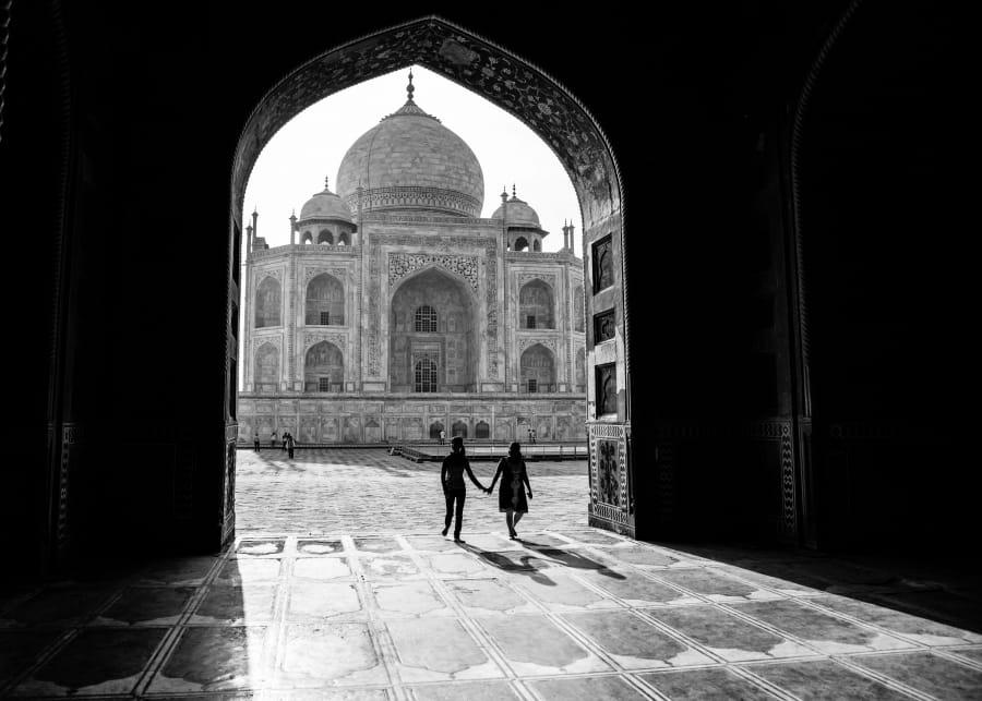 Kunst: India today (2014) – Fairy tale van kunstenaar Gertjan van Geerenstein