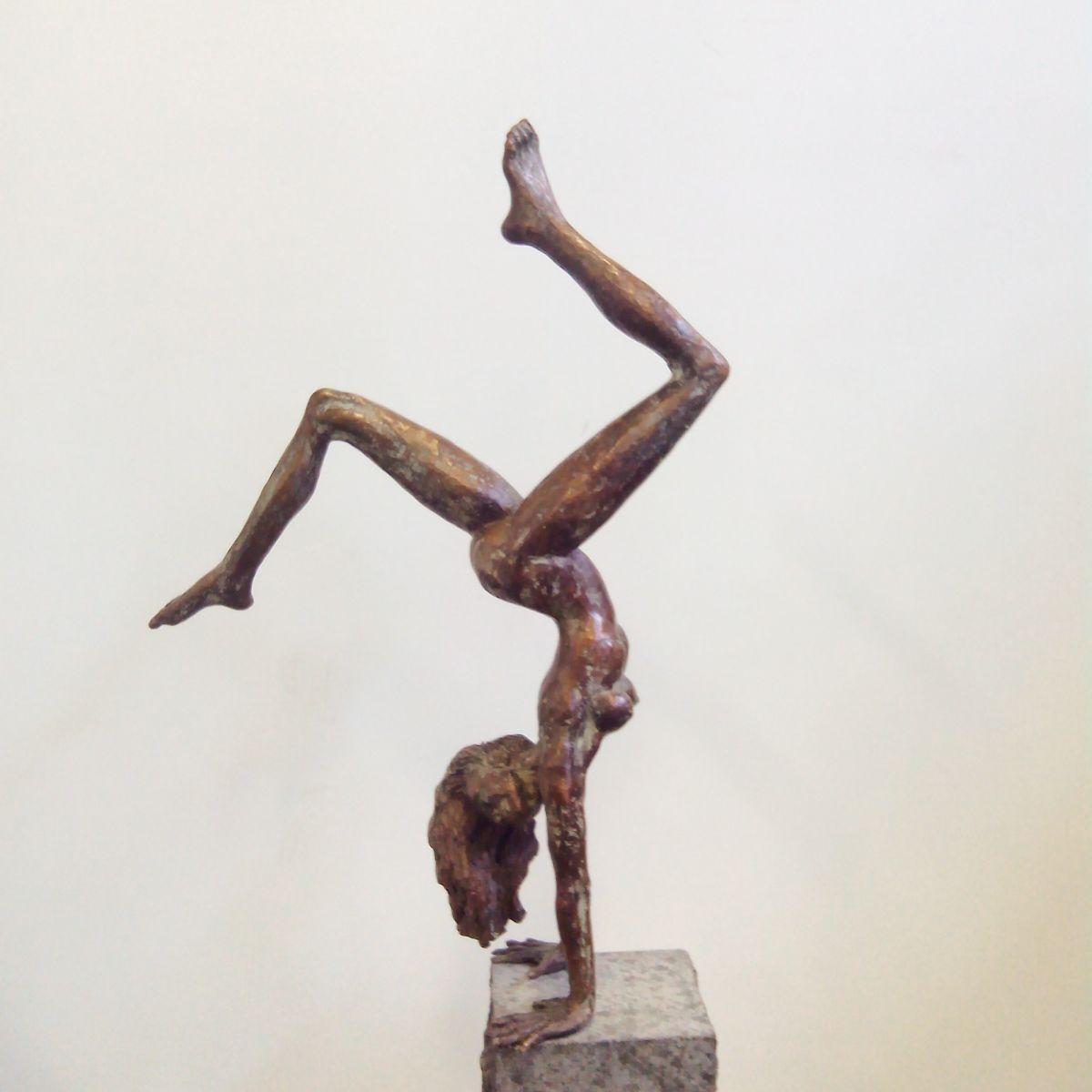 Kunst: Inner balance van kunstenaar Lilian Steenhuisen