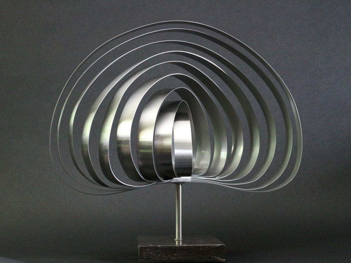 Kunst: Inner Circle van kunstenaar Bert Verboon