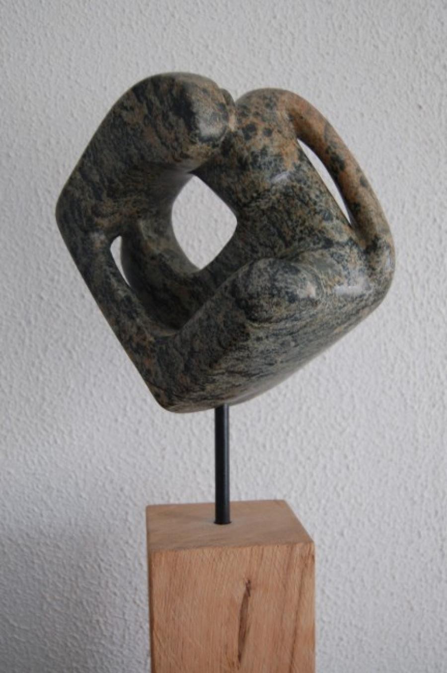 Kunst: Innig van kunstenaar Els Grootaers
