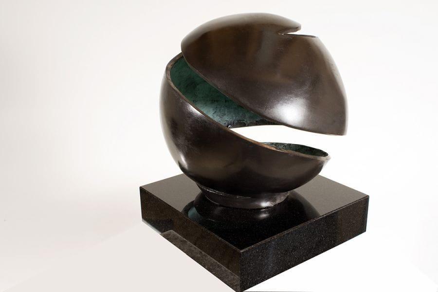 Kunst: Inside out van kunstenaar Frank R. Boogaard