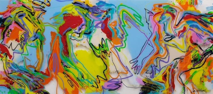 Kunst: Joie de Vivre van kunstenaar Jan van Lokhorst
