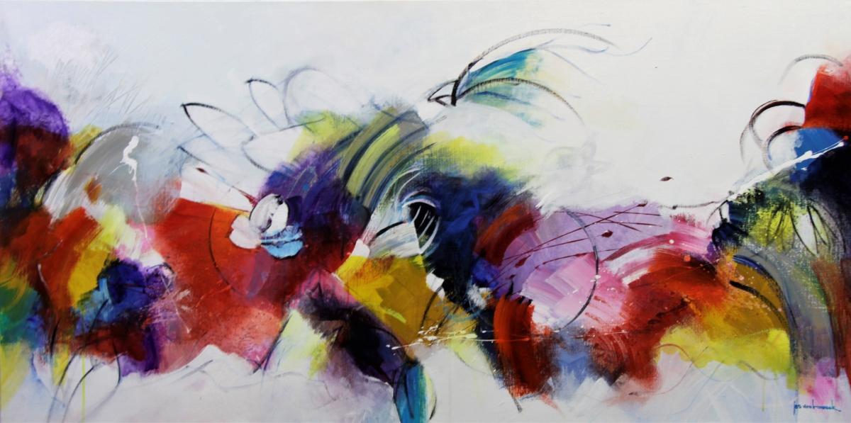 Kunst: Ik kom zo weer terug van kunstenaar Jos van Beek