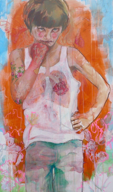 Kunst: Kanker-zooi van kunstenaar Lisette Durinck