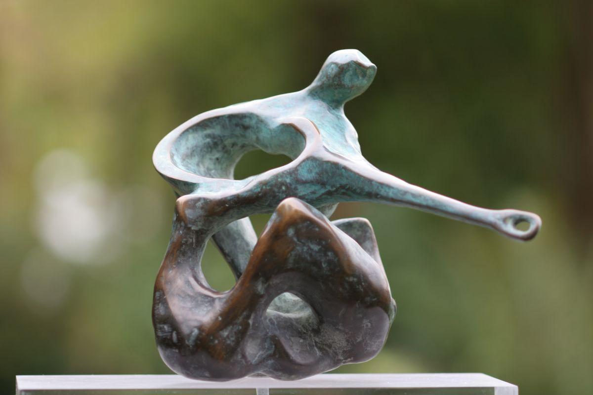 Kunst: Kithara van kunstenaar  Rogier Ruys