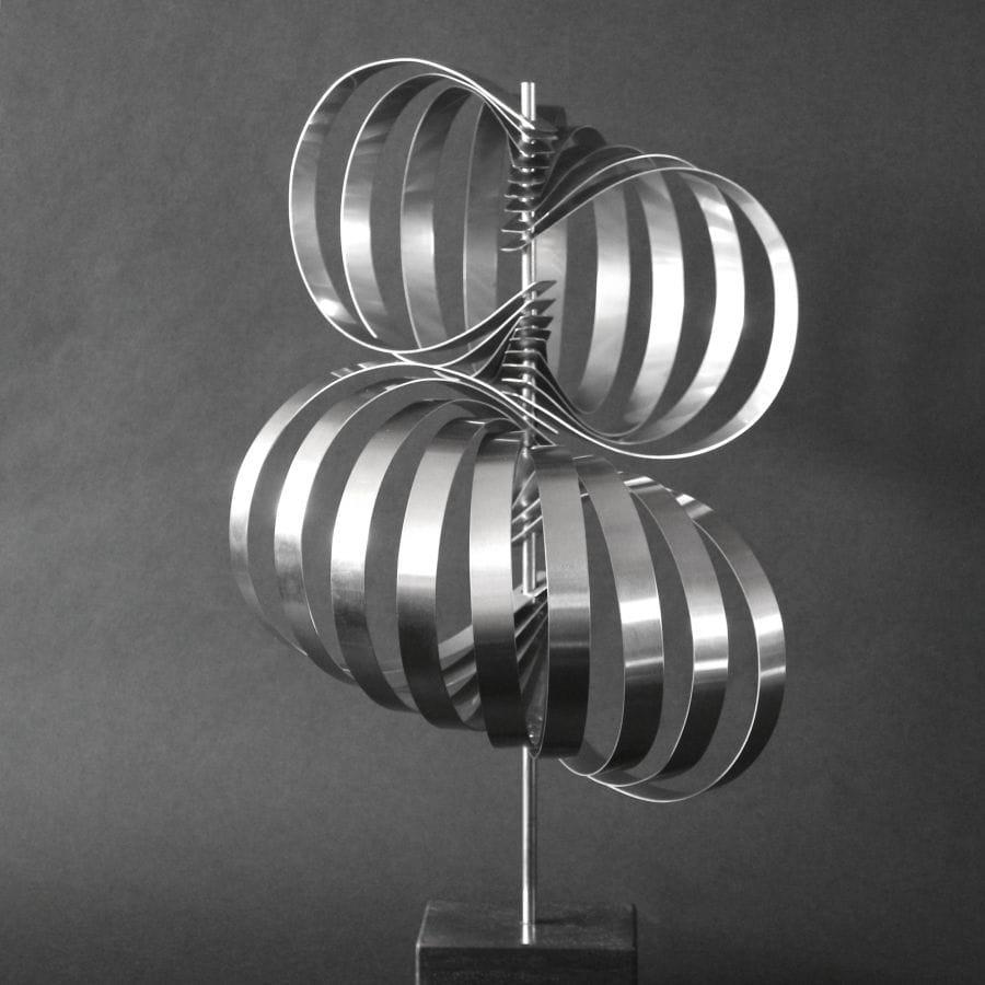 Kunst: Kronkel van kunstenaar Bert Verboon