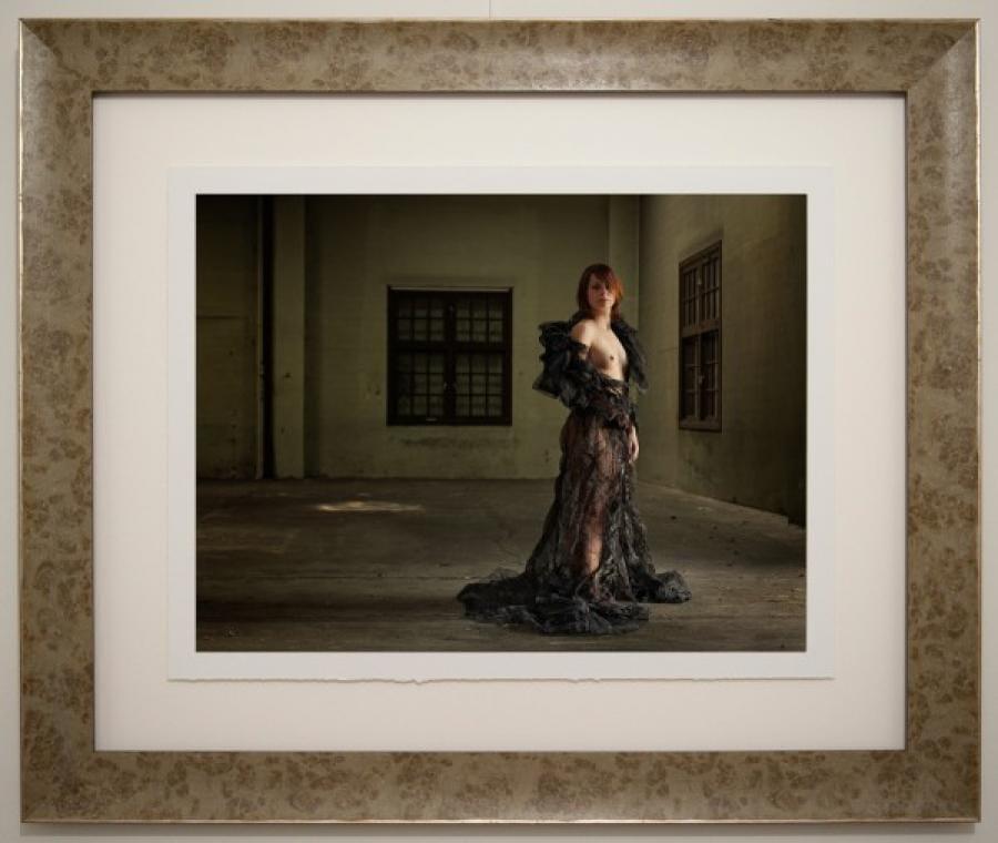 Kunst: La Dame van kunstenaar Barend Houtsmuller