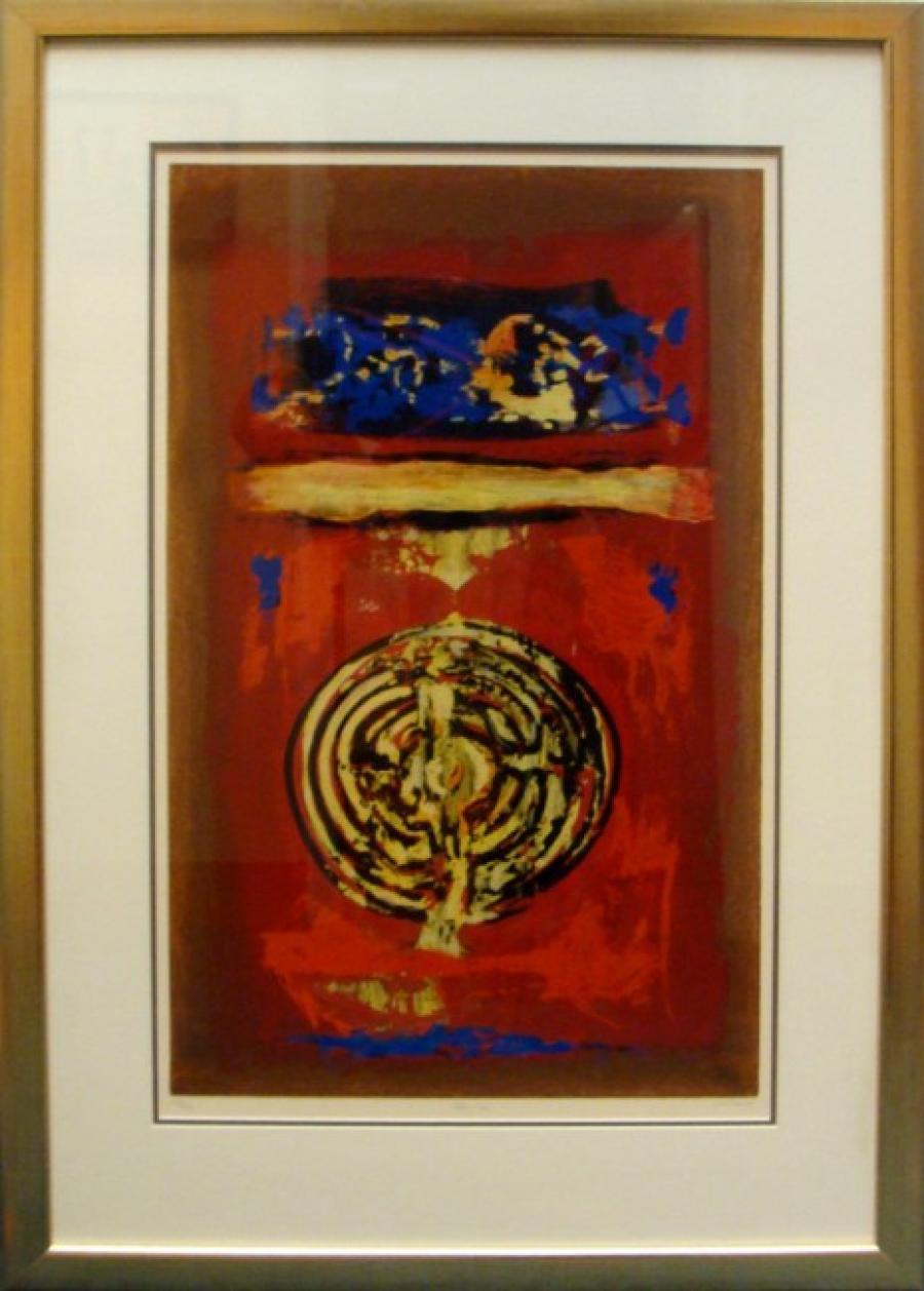 Kunst: Labyrint II van kunstenaar Hans Vanhorck