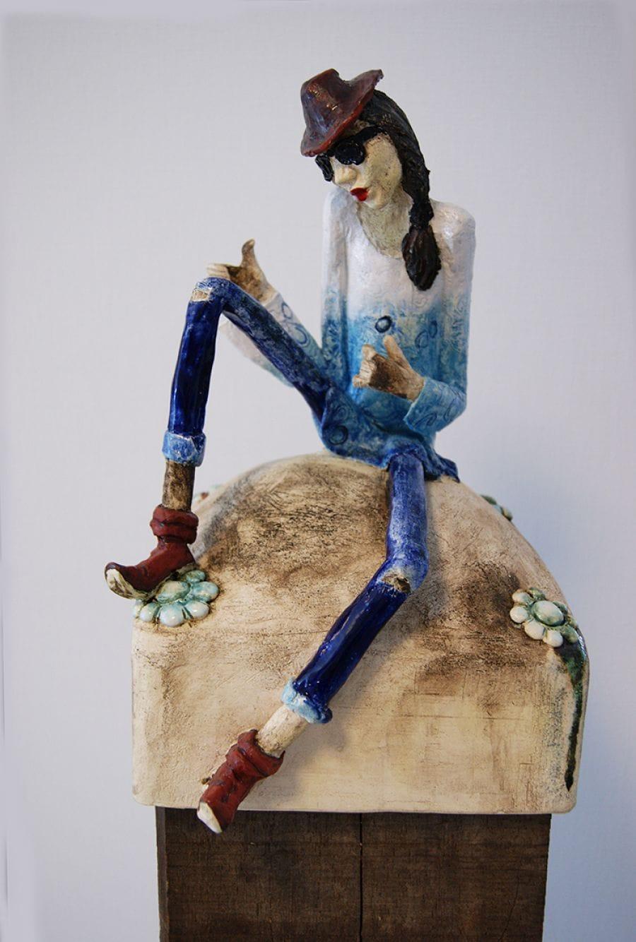 Kunst: Laten we dansen van kunstenaar Marja Verkerk-Smit