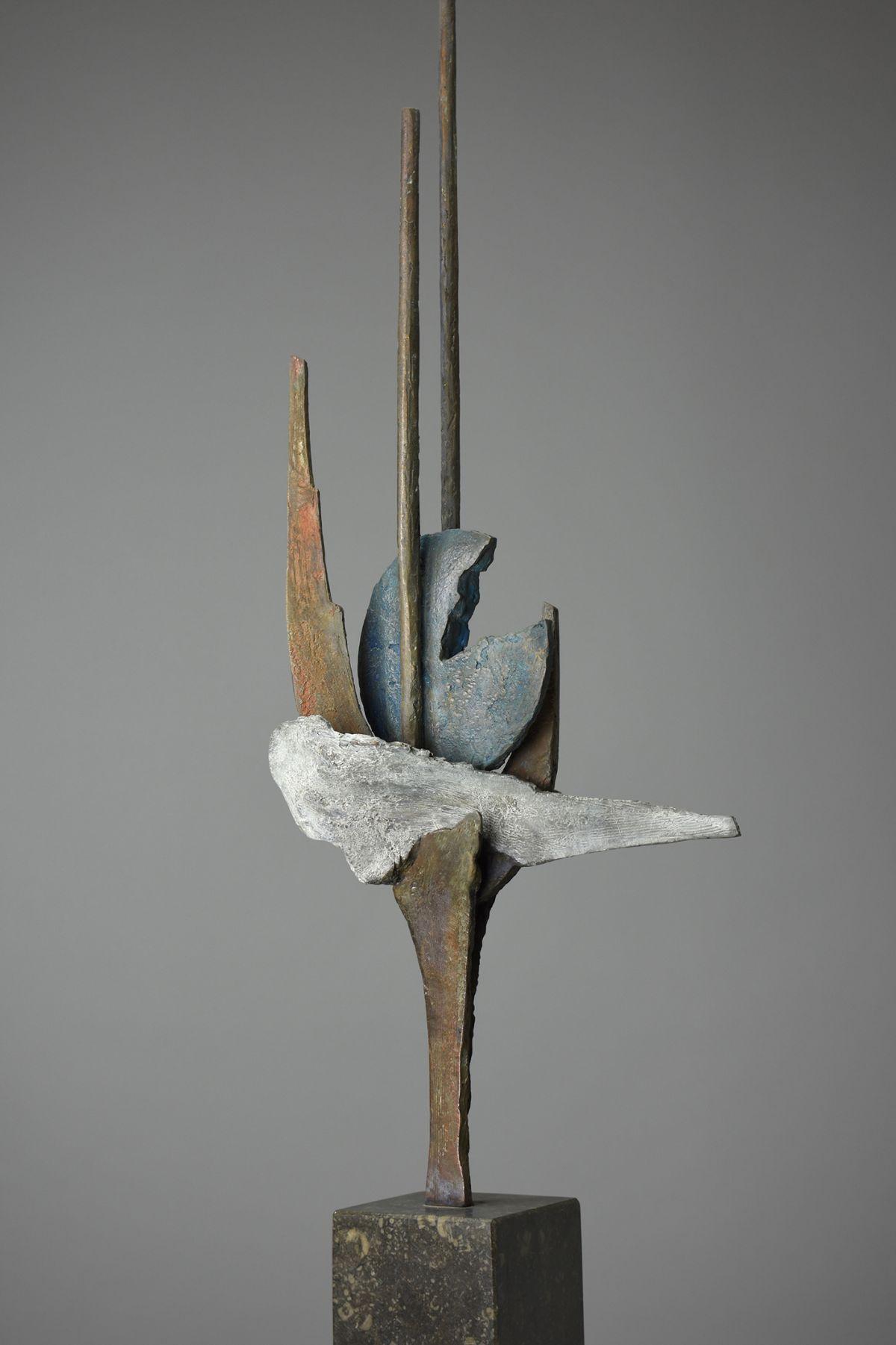Kunst: Lavena (Vreugde) van kunstenaar Geert Verstappen