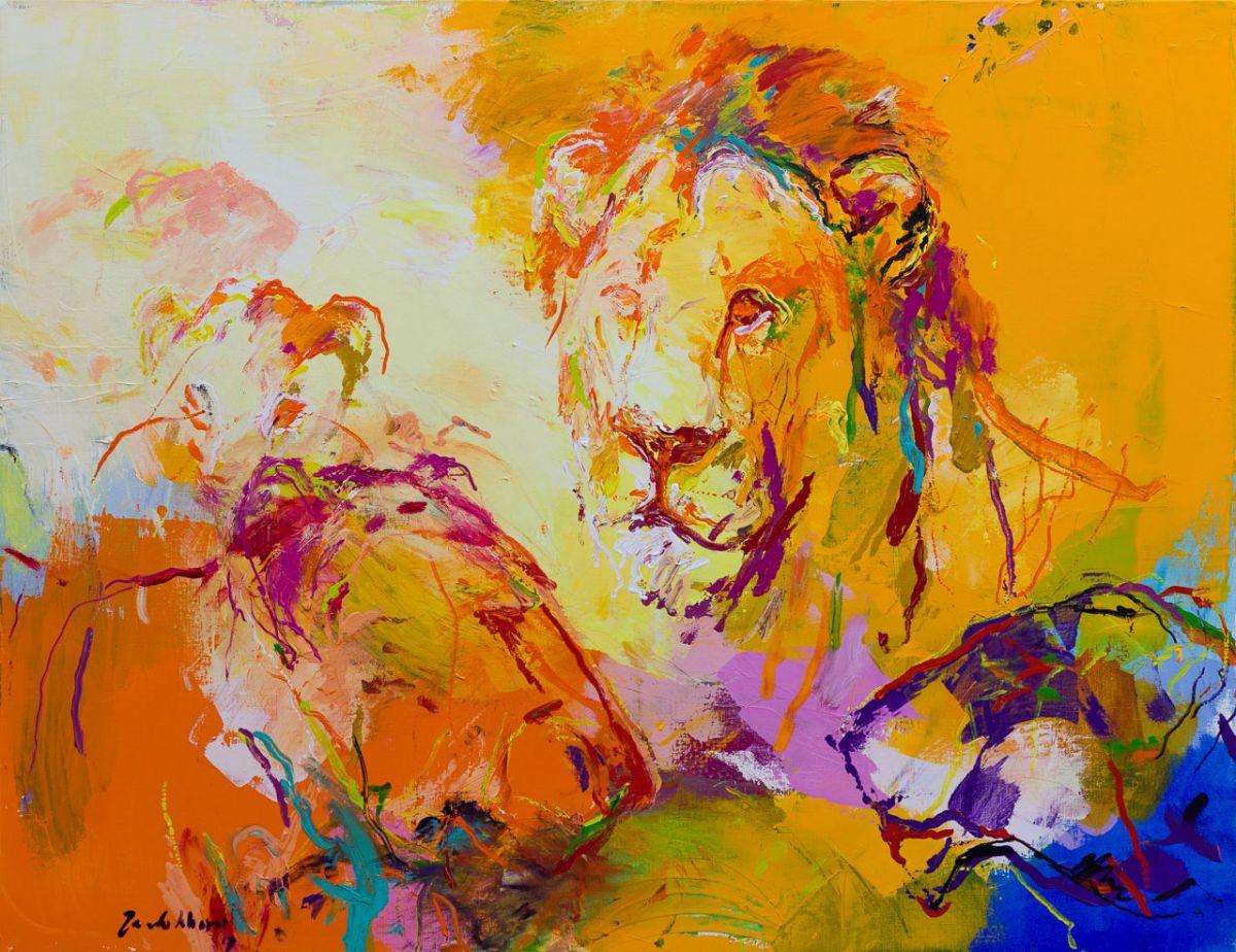Kunst: LE 17 van kunstenaar Jan van Lokhorst
