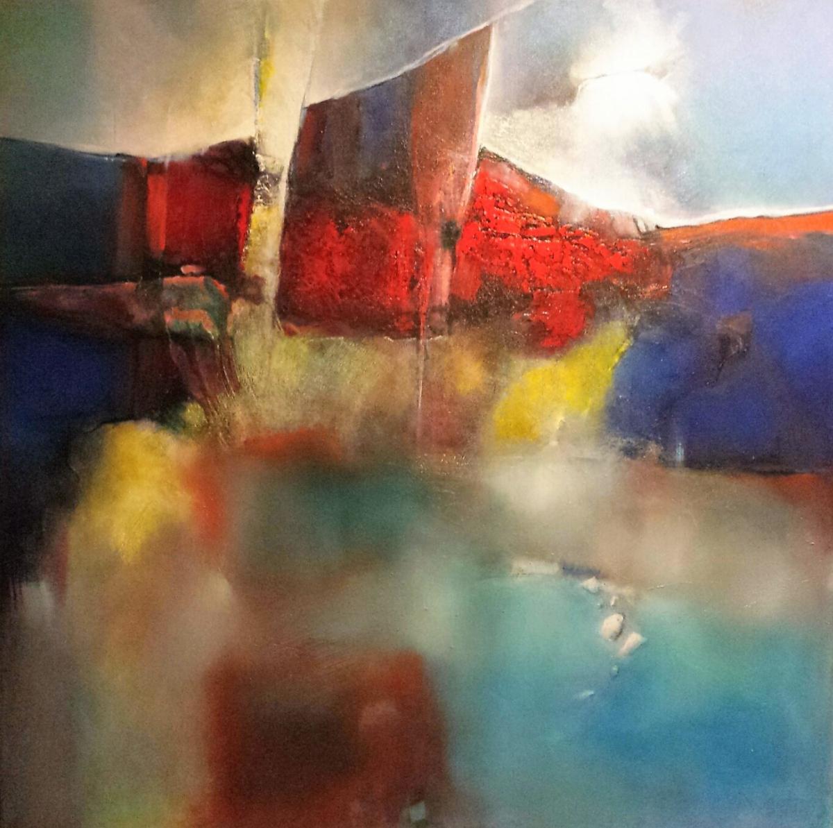 Kunst: les coulises van kunstenaar Sietse Goverts