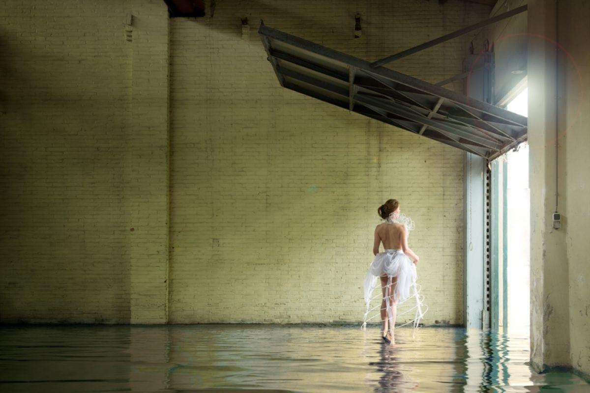 Kunst: L'espoir van kunstenaar Barend Houtsmuller