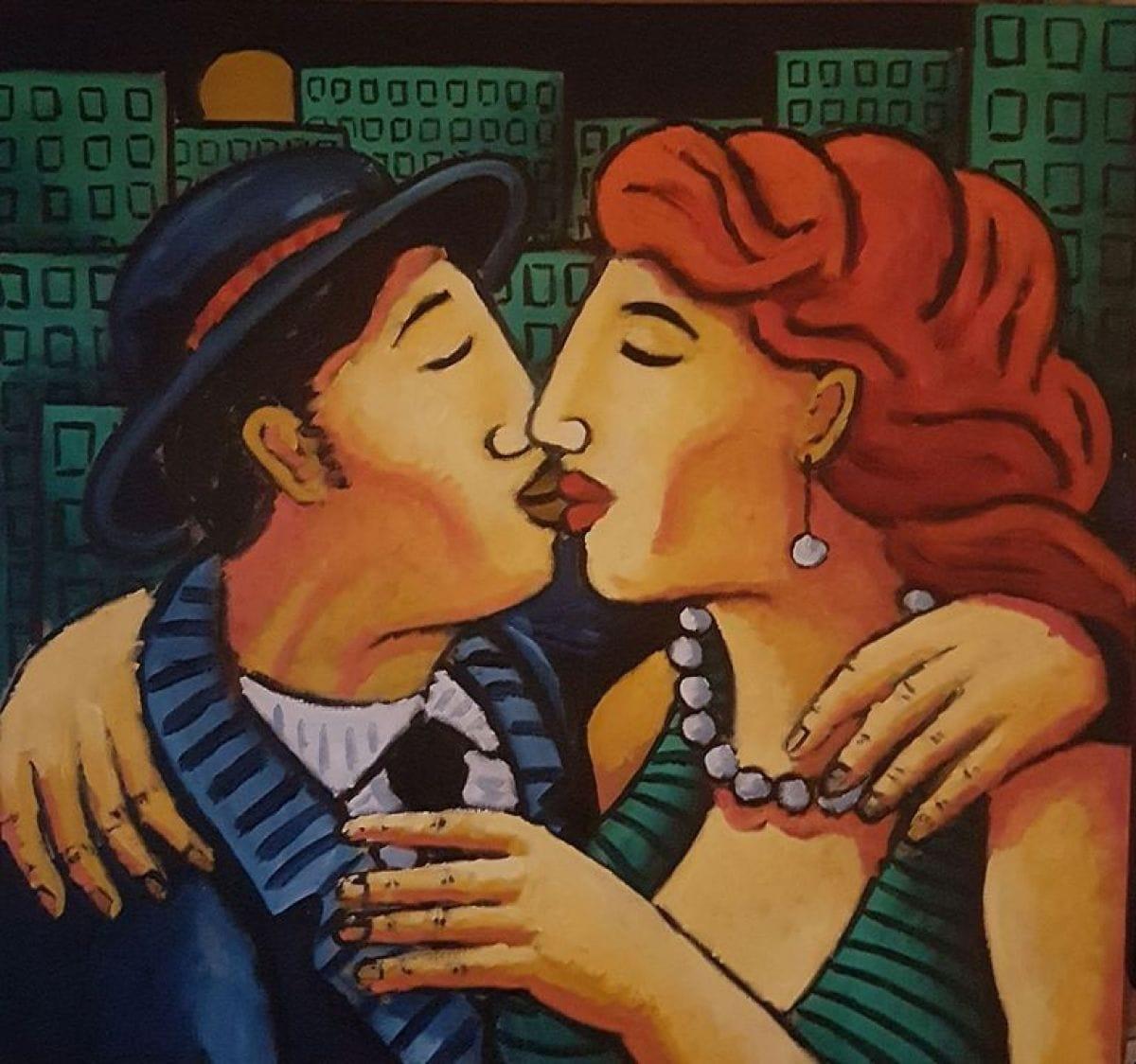 Kunst: Liberation day van kunstenaar Jacques Tange