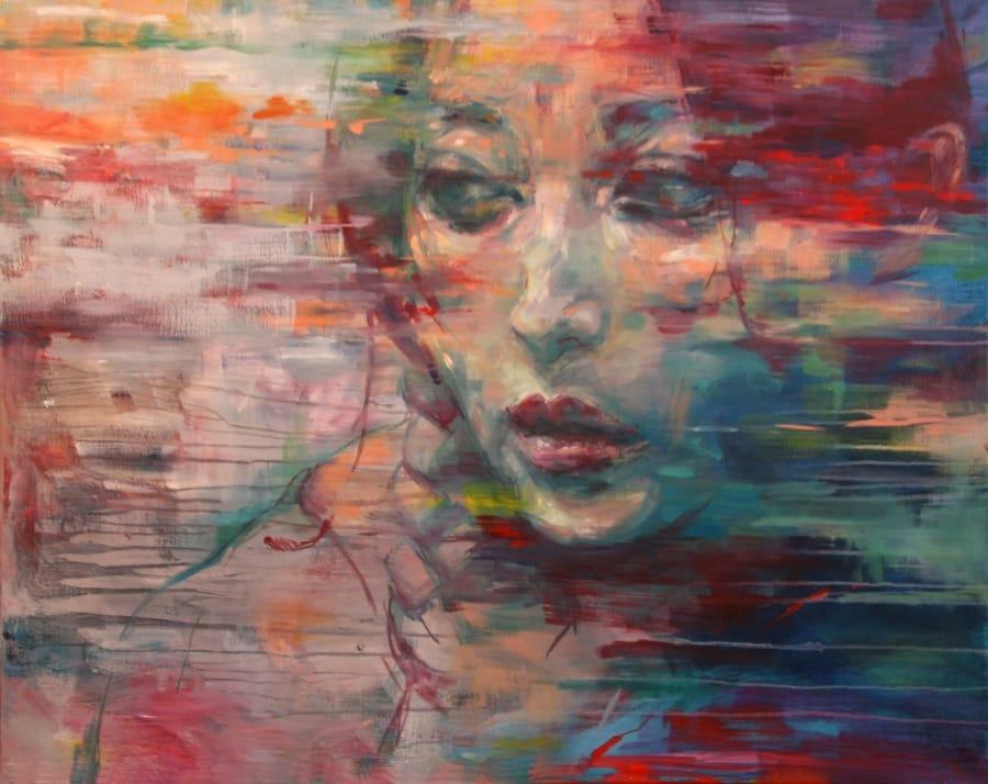 Kunst: Liu van kunstenaar Evelyn Hamilton