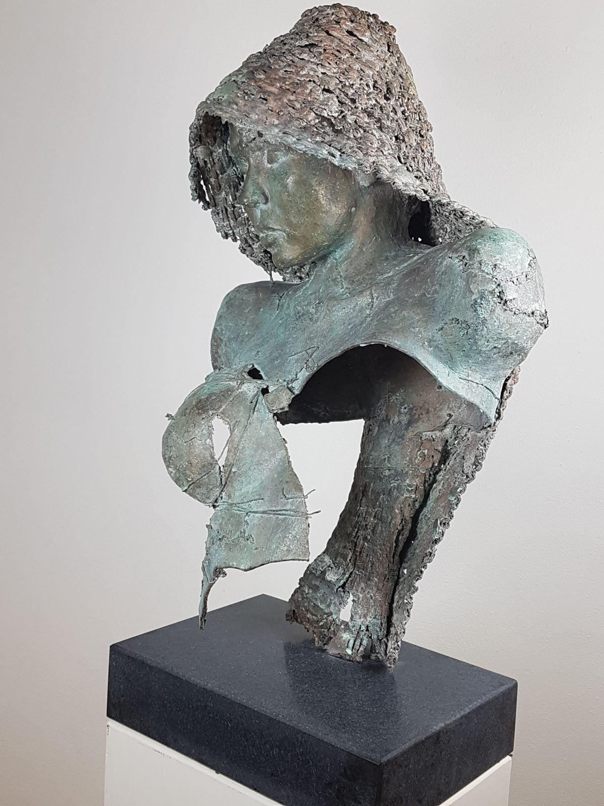 Kunst: Looking inward 2 van kunstenaar Angelique Cremers