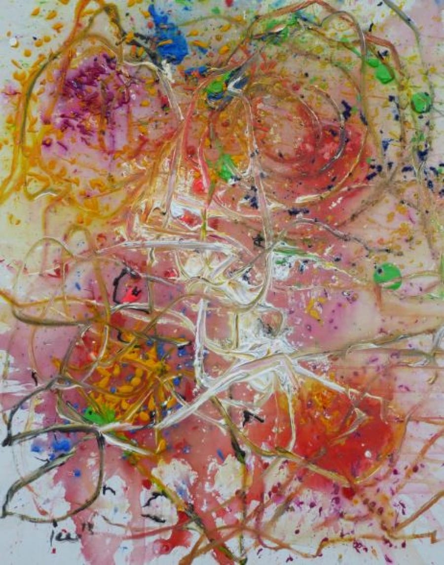 Kunst: Love van kunstenaar Jan-Chris Kuipers