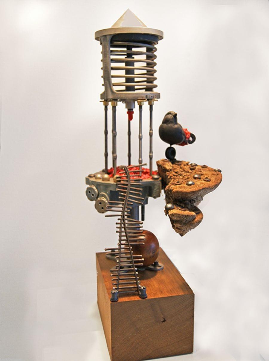 Kunst: Love nest van kunstenaar Toos van Poppel