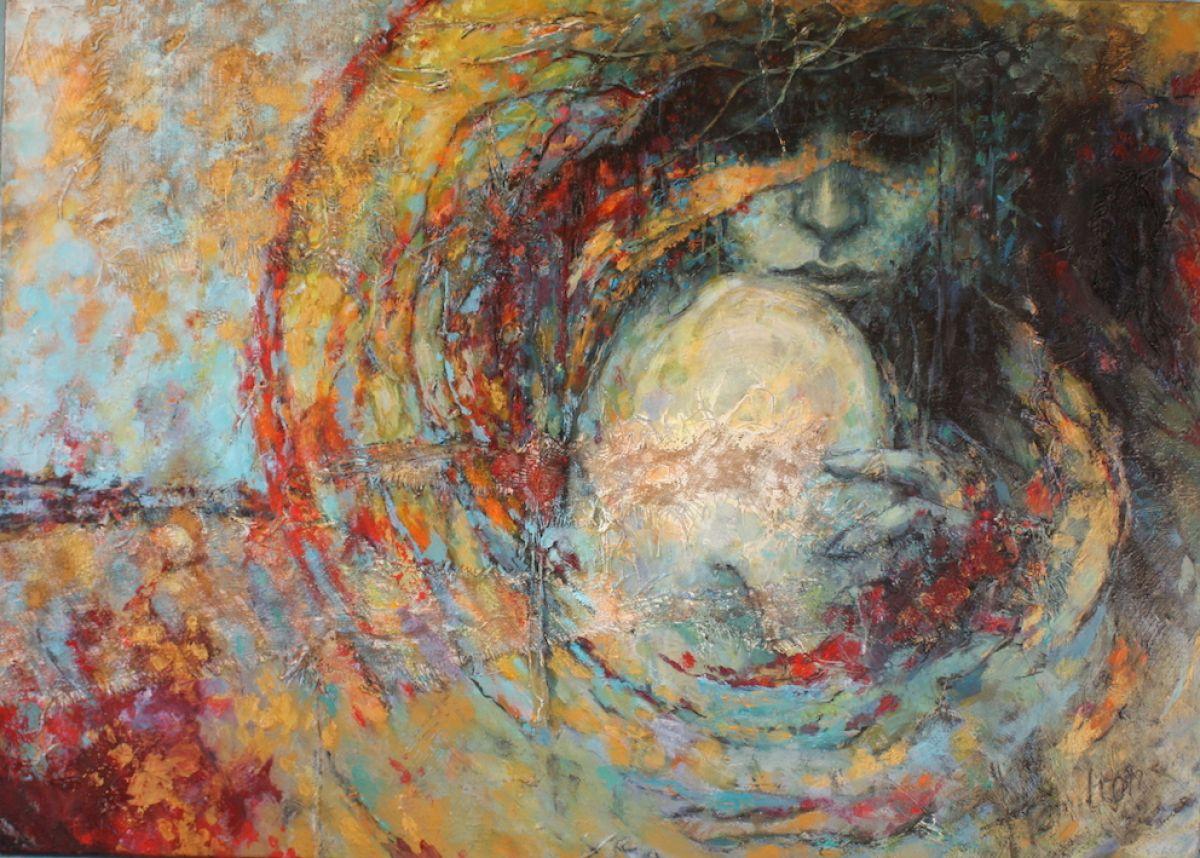 Kunst: Lovely van kunstenaar Evelyn Hamilton