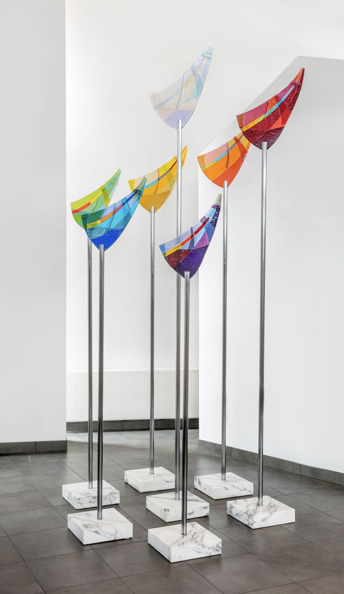 Kunst: LUCE van kunstenaar Angenelle Thijssen