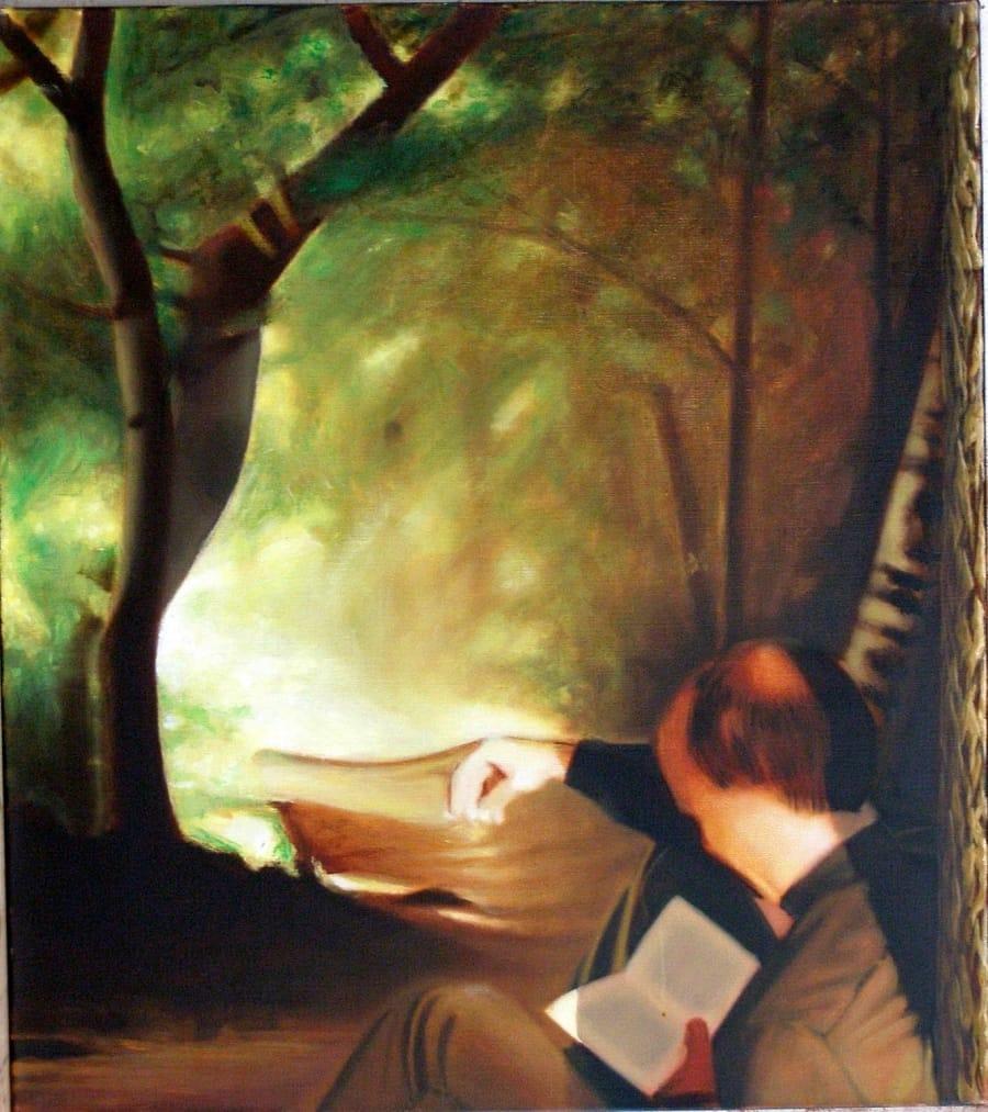 Kunst: lucy van kunstenaar Leo Wijnhoven