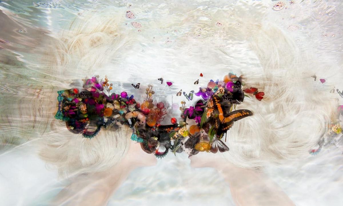 Kunst: Luxus van kunstenaar  dindi