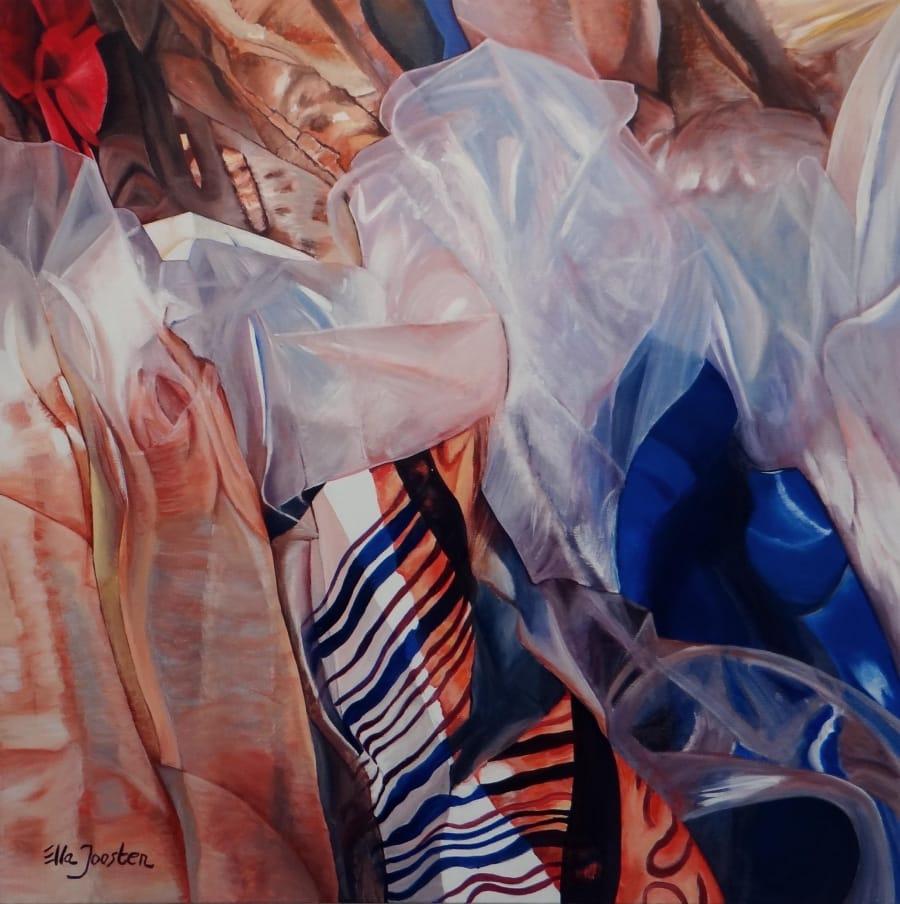 Kunst: Lyrics van kunstenaar Ella Joosten