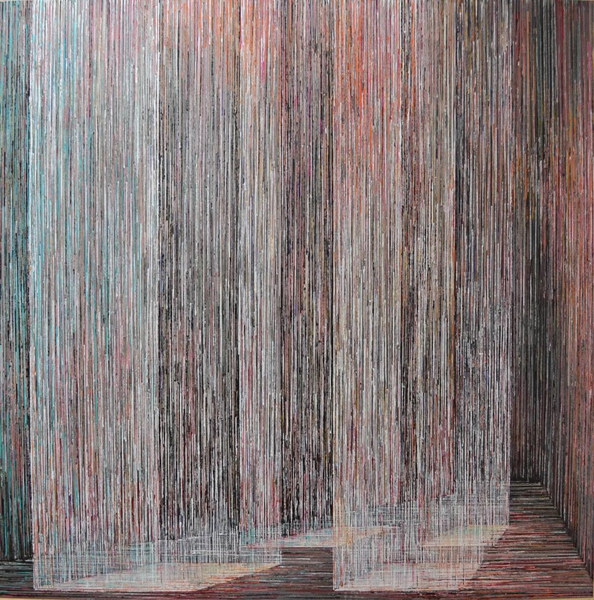 Kunst: M 2013 J van kunstenaar Martin Copier