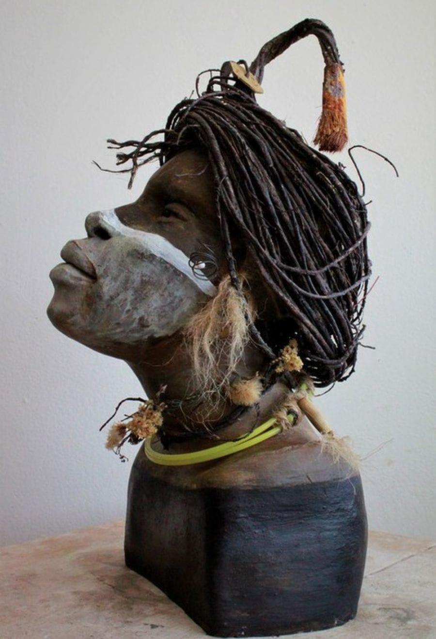 Kunst: Madzimoyo – Water van het leven van kunstenaar Lilian Wessels