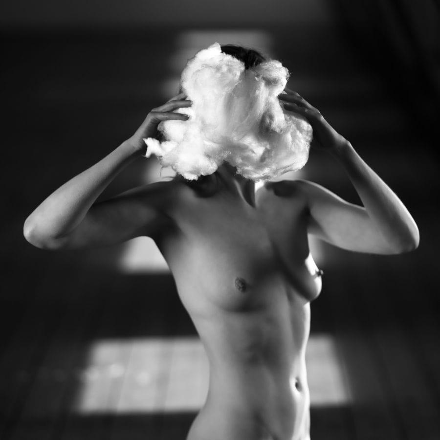 Kunst: Masque van kunstenaar Barend Houtsmuller