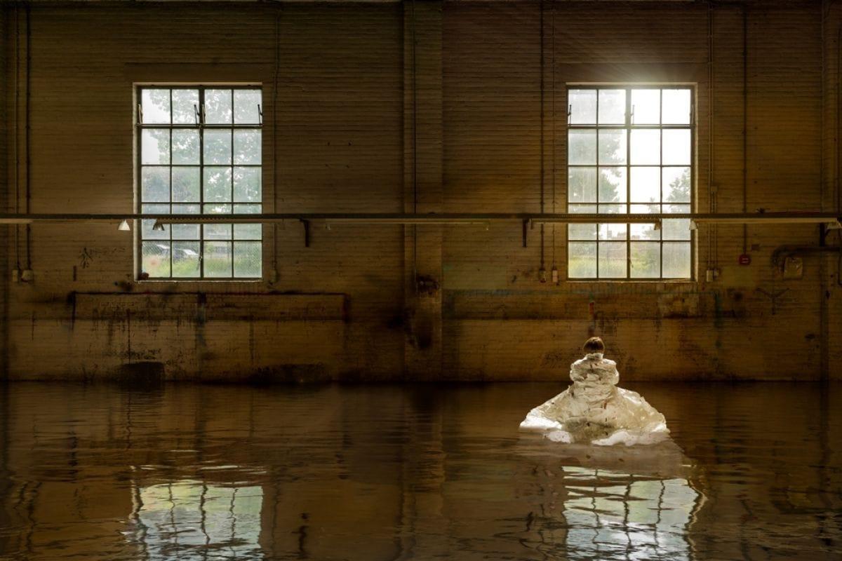 Kunst: Méditation van kunstenaar Barend Houtsmuller