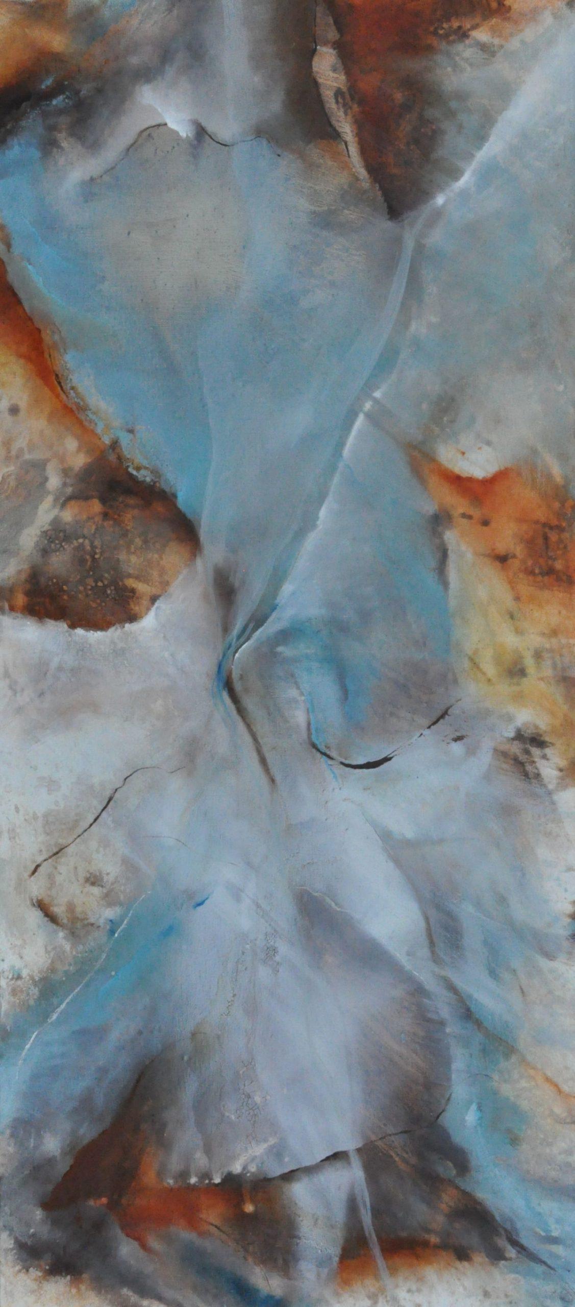 Kunst: Meeslepend van kunstenaar Maria Verstappen