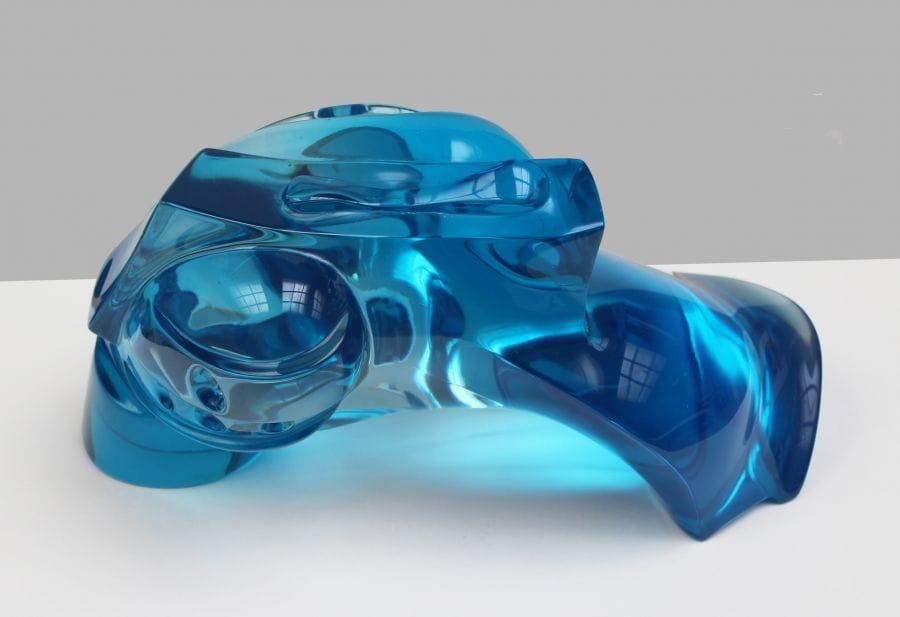 Kunst: Melting Gun 2 van kunstenaar Frans Muhren