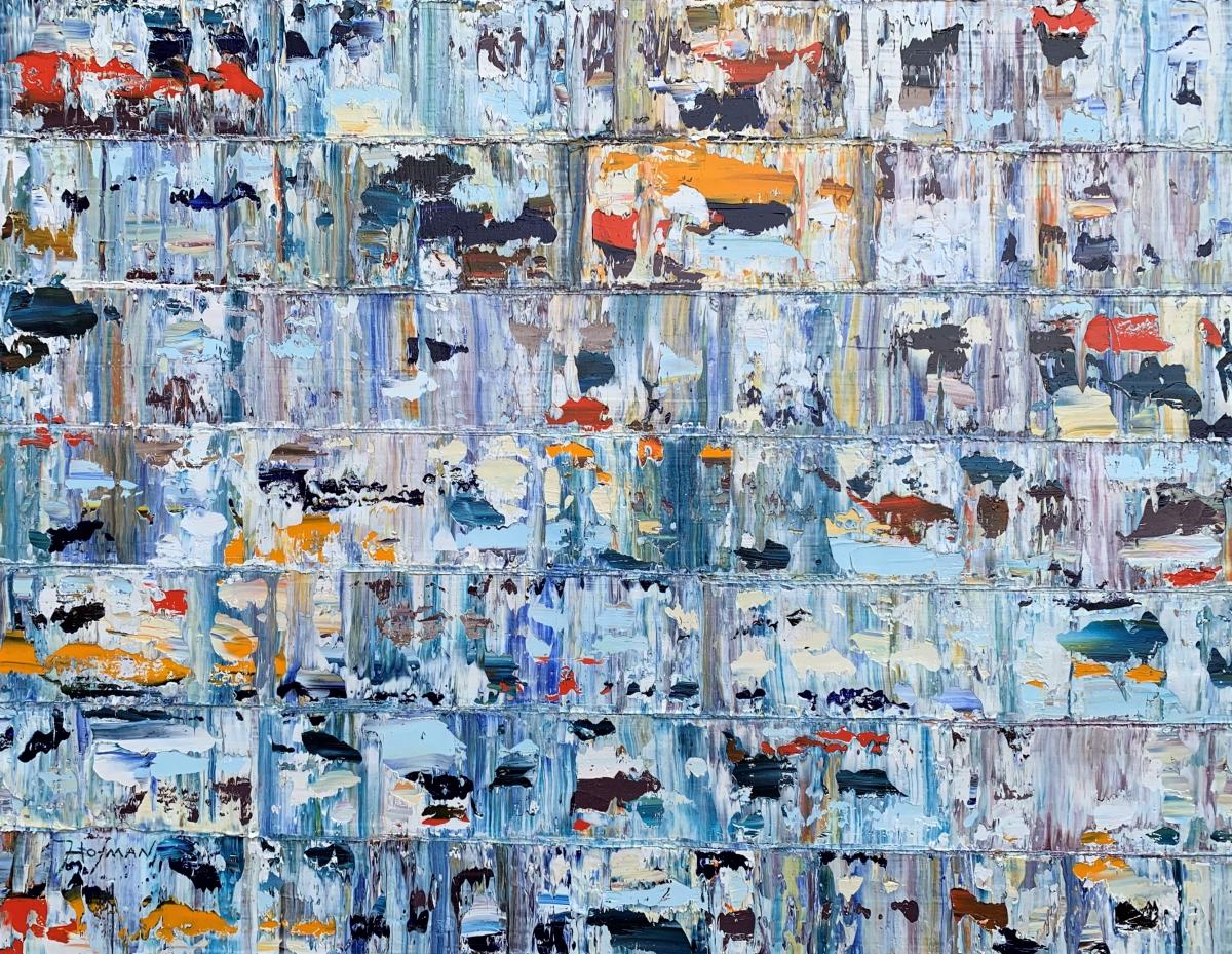 Kunst: Merir van kunstenaar Rinus Hofman