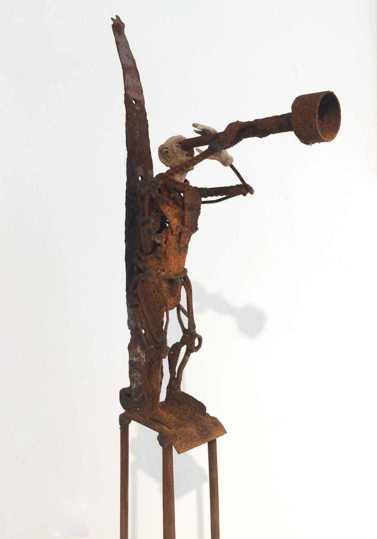 Kunst: Met zicht op de toekomst van kunstenaar Jan Verschueren