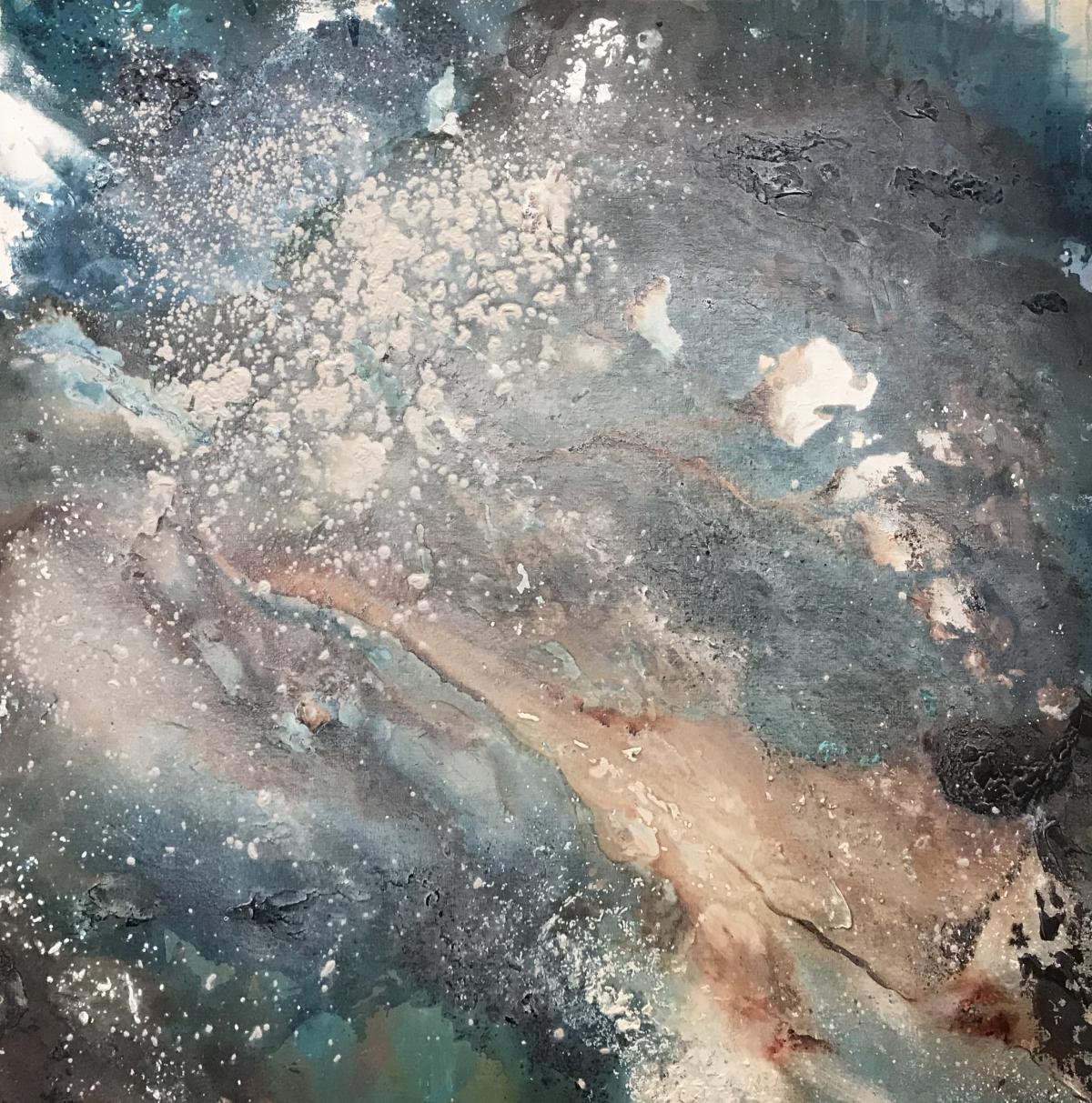 Kunst: Mijmeren van kunstenaar Maria Verstappen