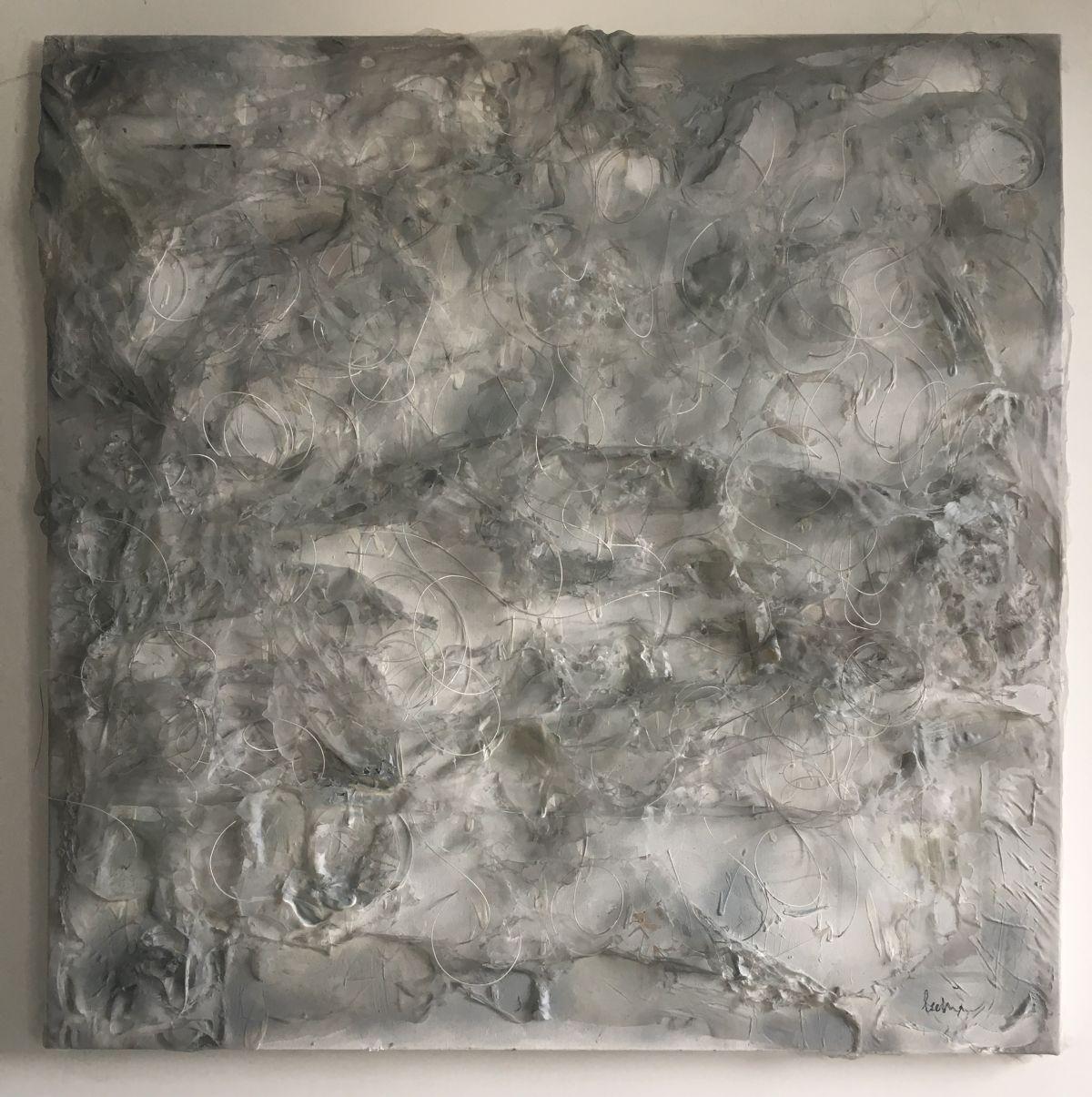Kunst: Mist van kunstenaar Ketlin van Esschoten