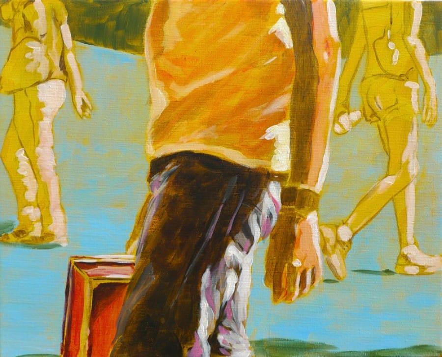 Kunst: Mister A van kunstenaar Lisette Durinck