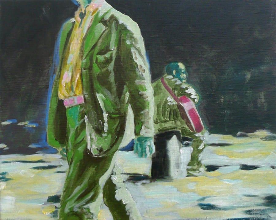 Kunst: Mister B van kunstenaar Lisette Durinck
