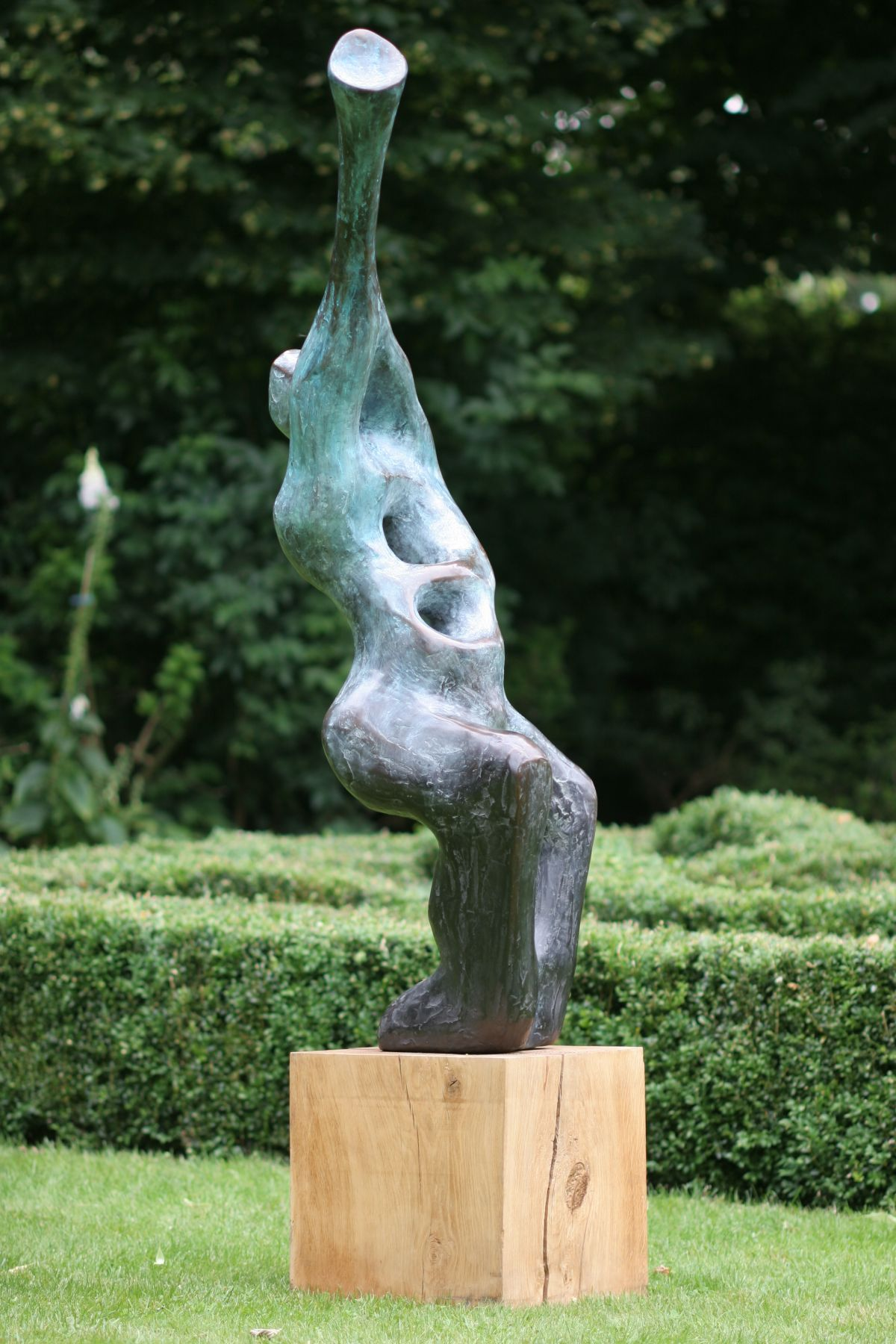 Kunst: MOORE MUSIC xl van kunstenaar  Rogier Ruys